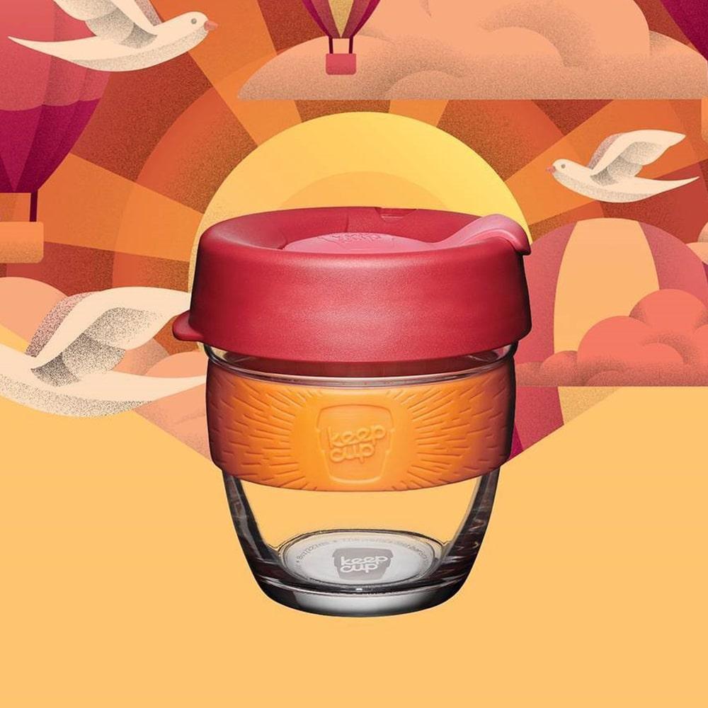 澳洲 KeepCup |  隨身咖啡杯 醇釀系列 M - 活力