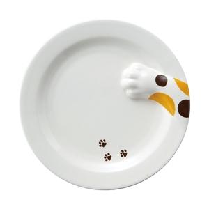 日本 sunart | 餐盤 - 三花貓偷食
