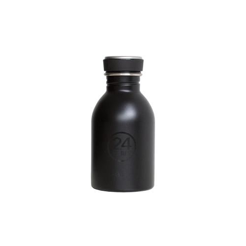 義大利 24Bottles | 城市水瓶 250ml - 紳士黑