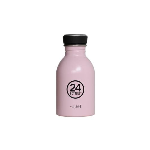 義大利 24Bottles | 城市水瓶 250ml - 糖果粉