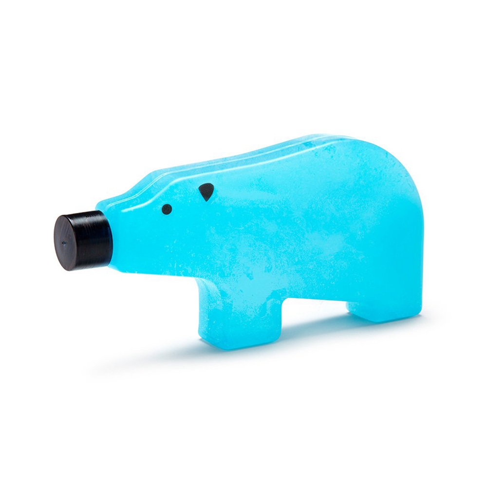 以色列 Monkey Business | 保冷劑 - 藍色北極熊寶寶