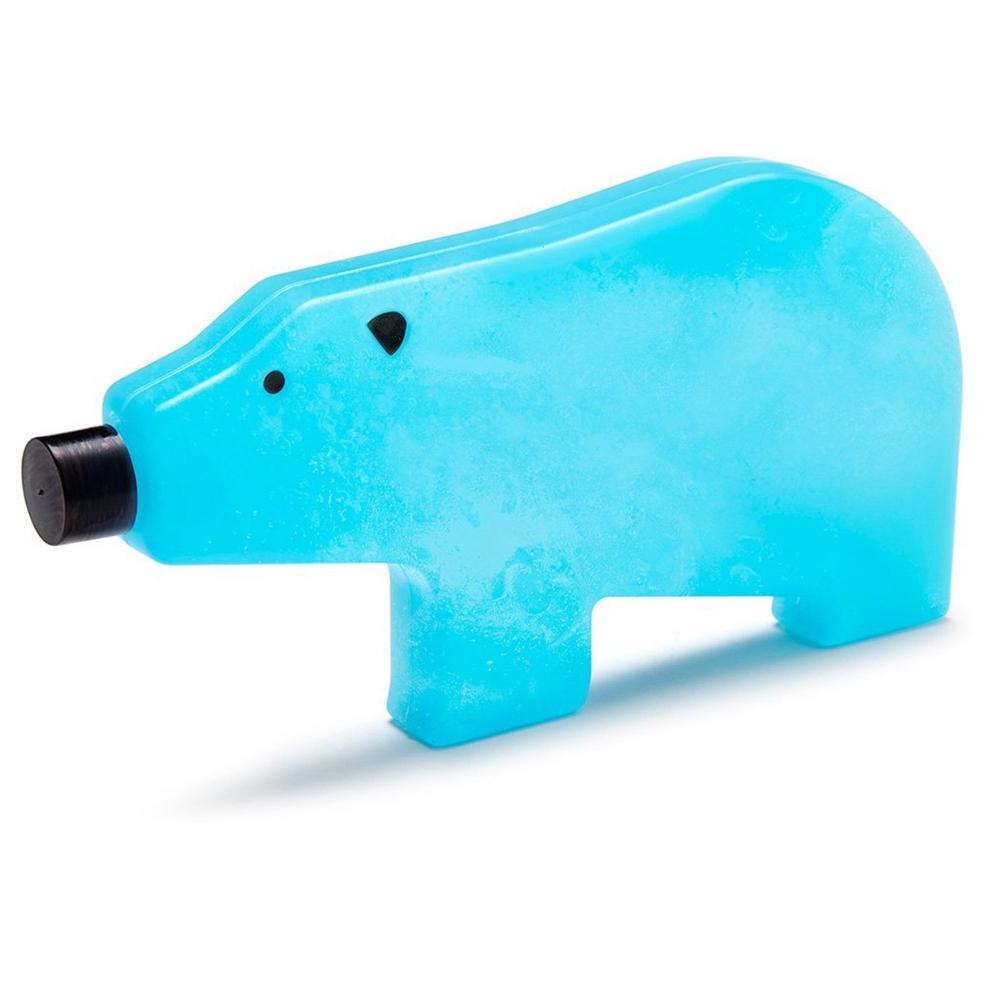 以色列 Monkey Business   保冷劑 - 藍色北極熊媽媽