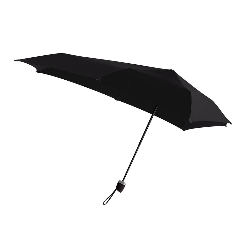 荷蘭 Senz 盛世 摺疊防風傘 - 燕尾黑