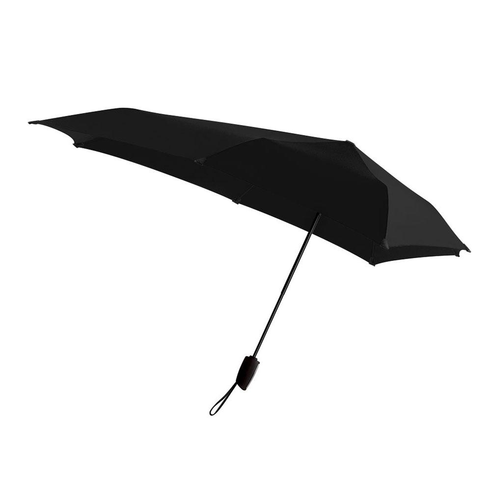 荷蘭 Senz 盛世|自動摺疊防風傘 -燕尾黑