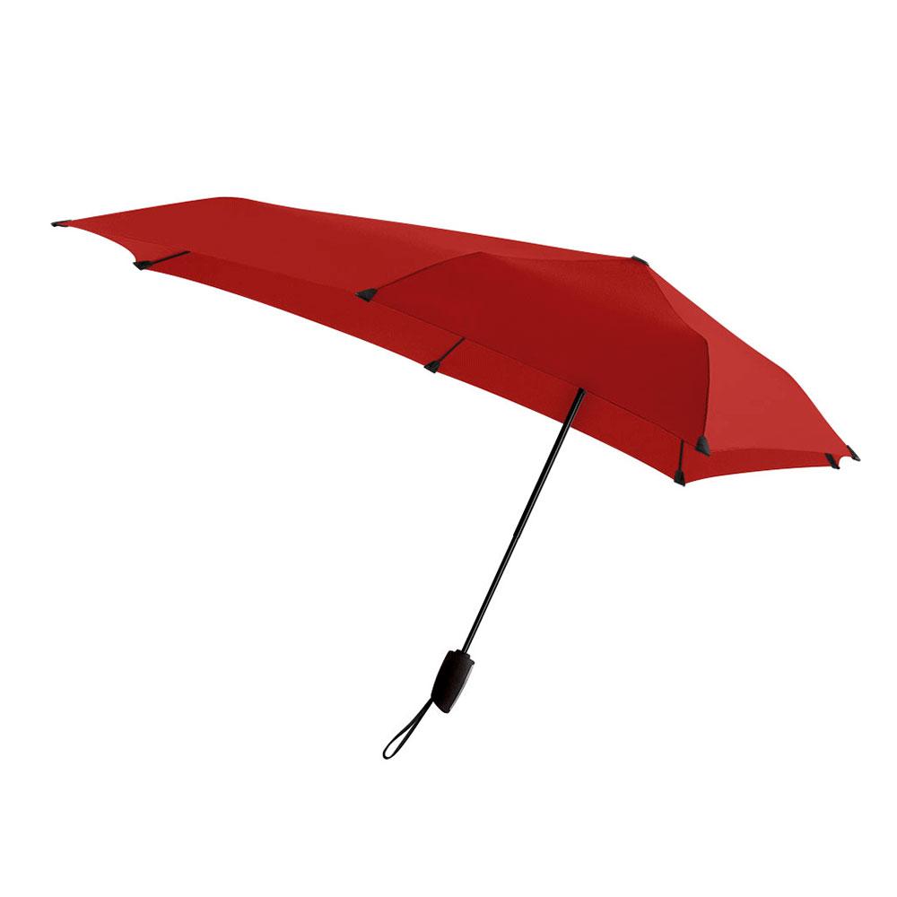 荷蘭 Senz 盛世|自動摺疊防風傘 -熱火紅