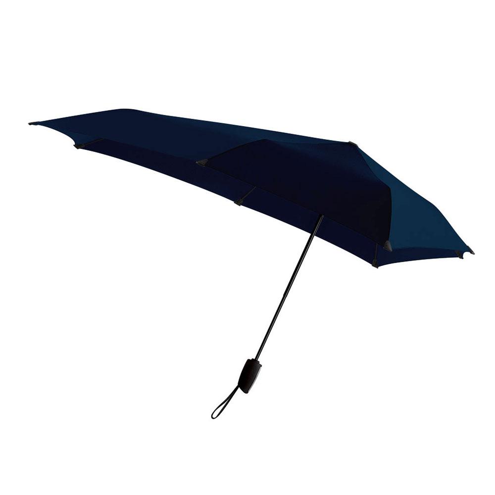荷蘭 Senz 盛世 | 自動摺疊防風傘 - 夜曲藍