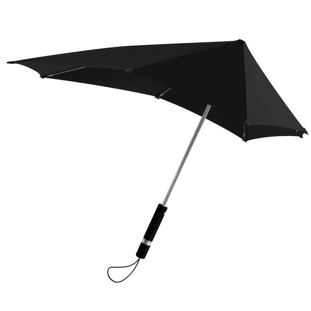 荷蘭 Senz 盛世|經典防風傘 - 燕尾黑