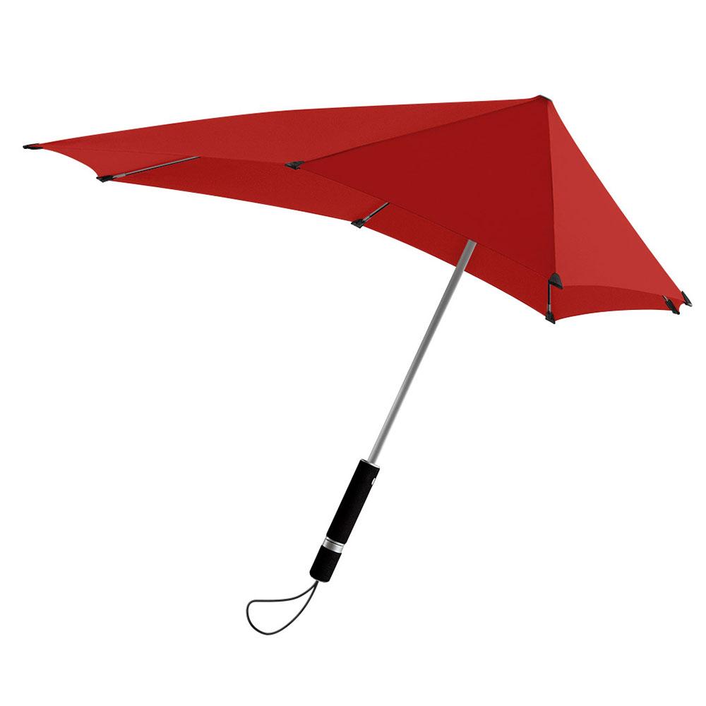 荷蘭 Senz 盛世 經典防風傘 - 熱火紅