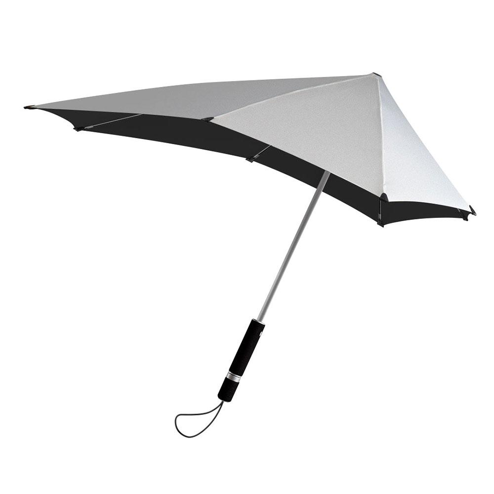 荷蘭 Senz 盛世 經典防風傘 - 耀銀灰