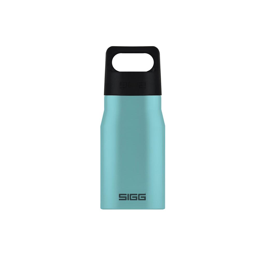 瑞士百年SIGG | 探險家不鏽鋼冷水瓶 550ml - 孔雀藍