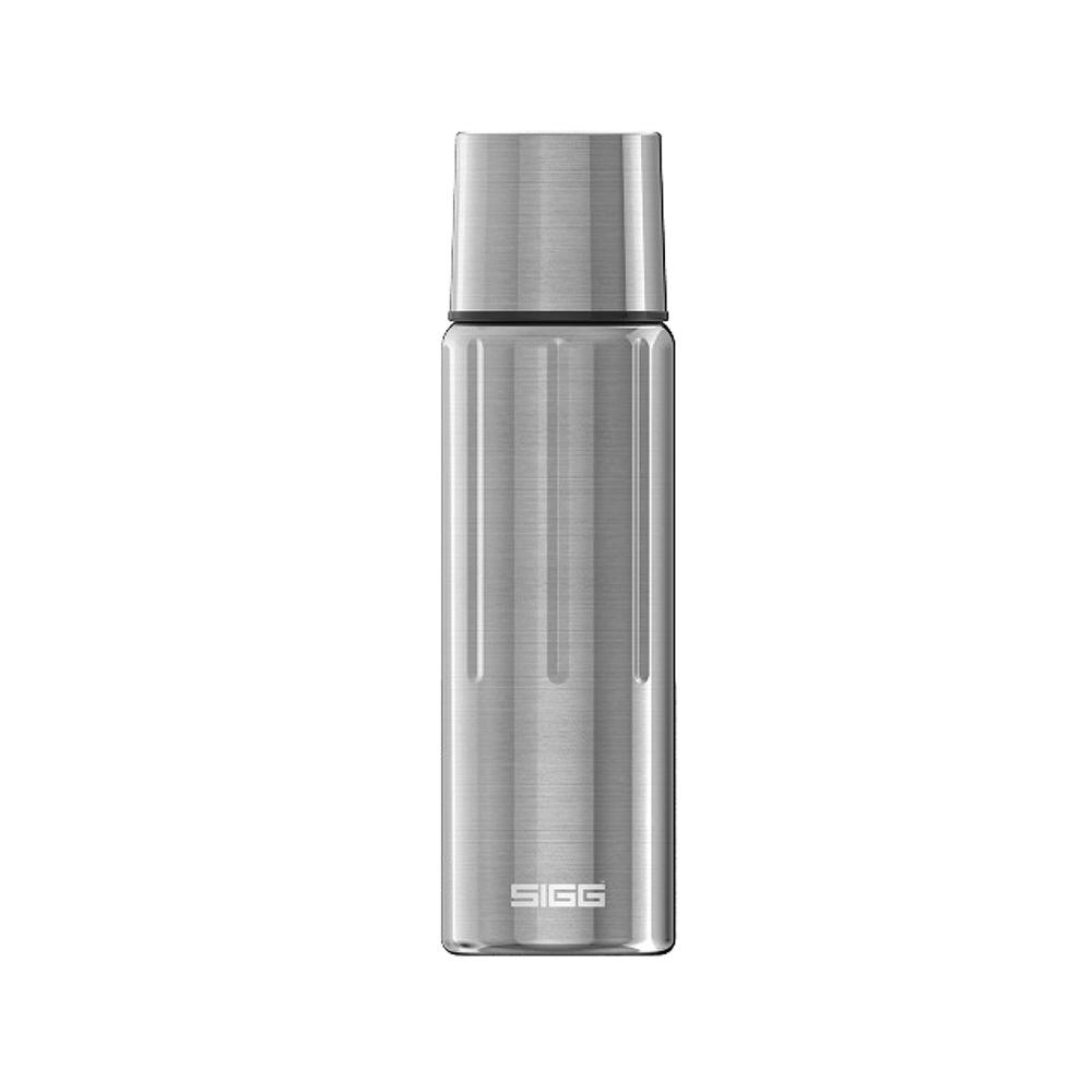 瑞士百年SIGG   晶燦不銹鋼保溫瓶 500ml - 霧鋼銀