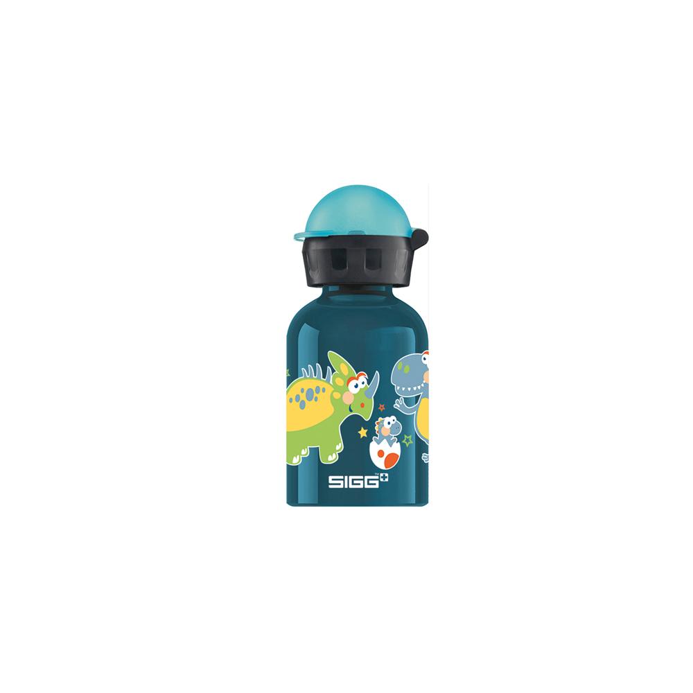 瑞士百年SIGG | 兒童冷水壺 300ml - 小恐龍