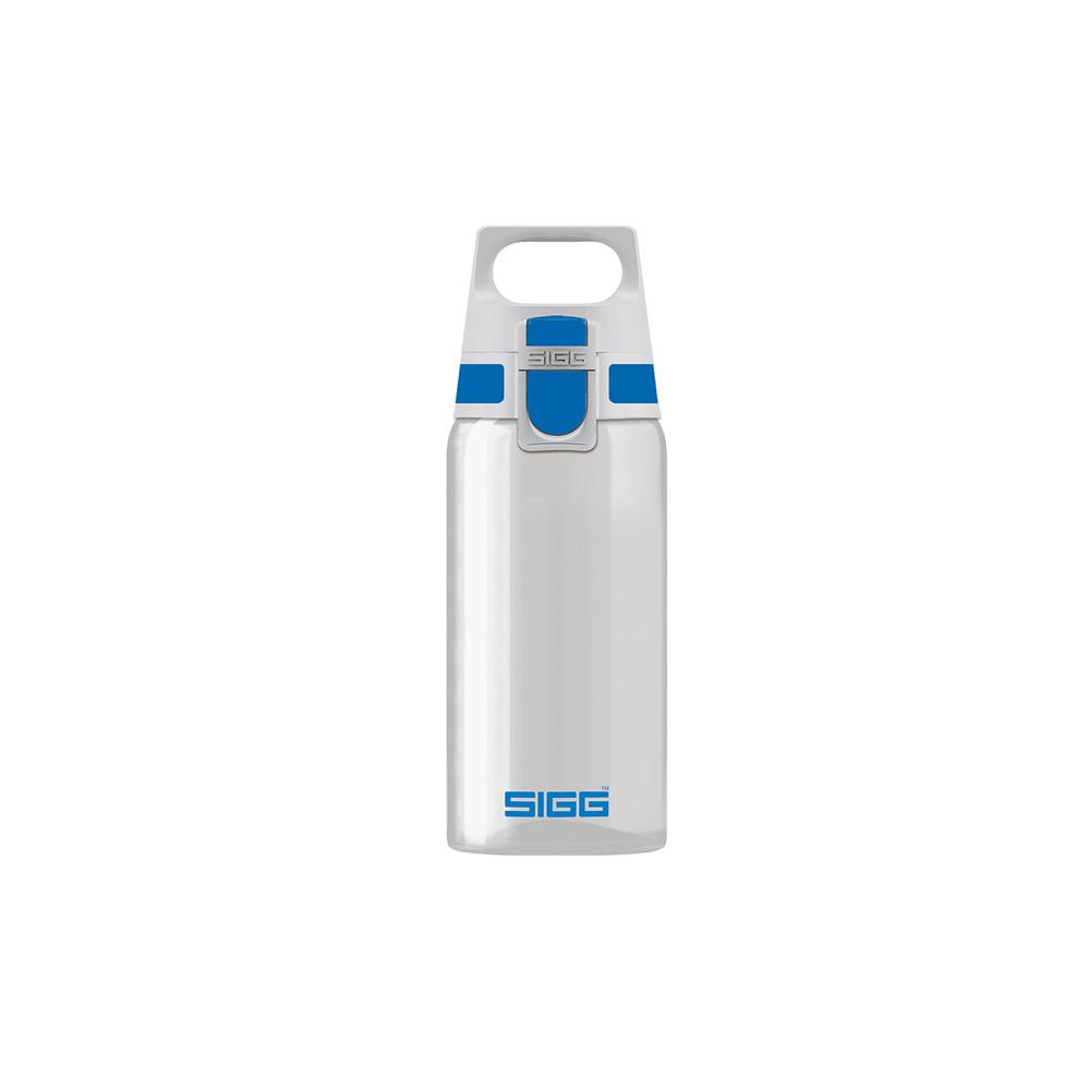 瑞士百年SIGG   全清透Tritan 水瓶 500ml - 藍天
