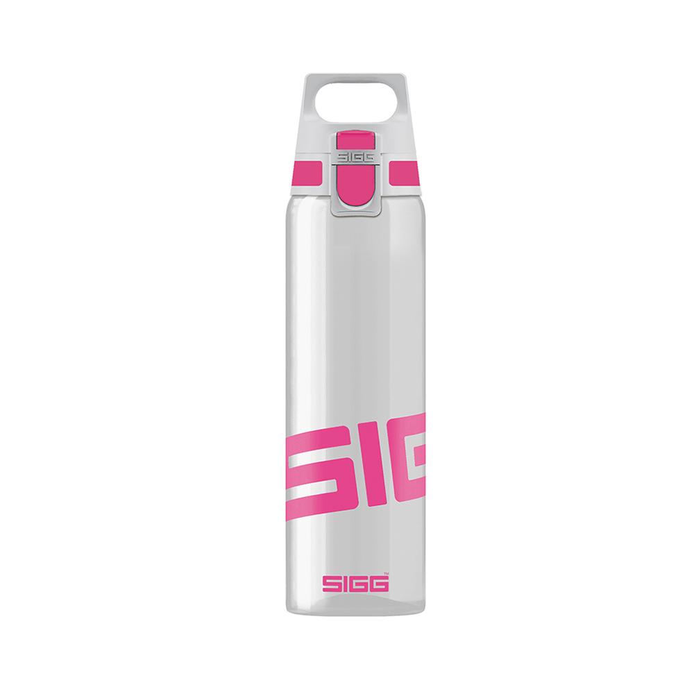 瑞士百年SIGG   全清透Tritan 水瓶 750ml - 桃紅