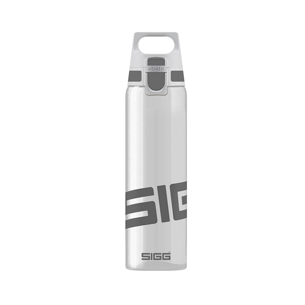 瑞士百年SIGG   全清透Tritan 水瓶 750ml - 銀灰