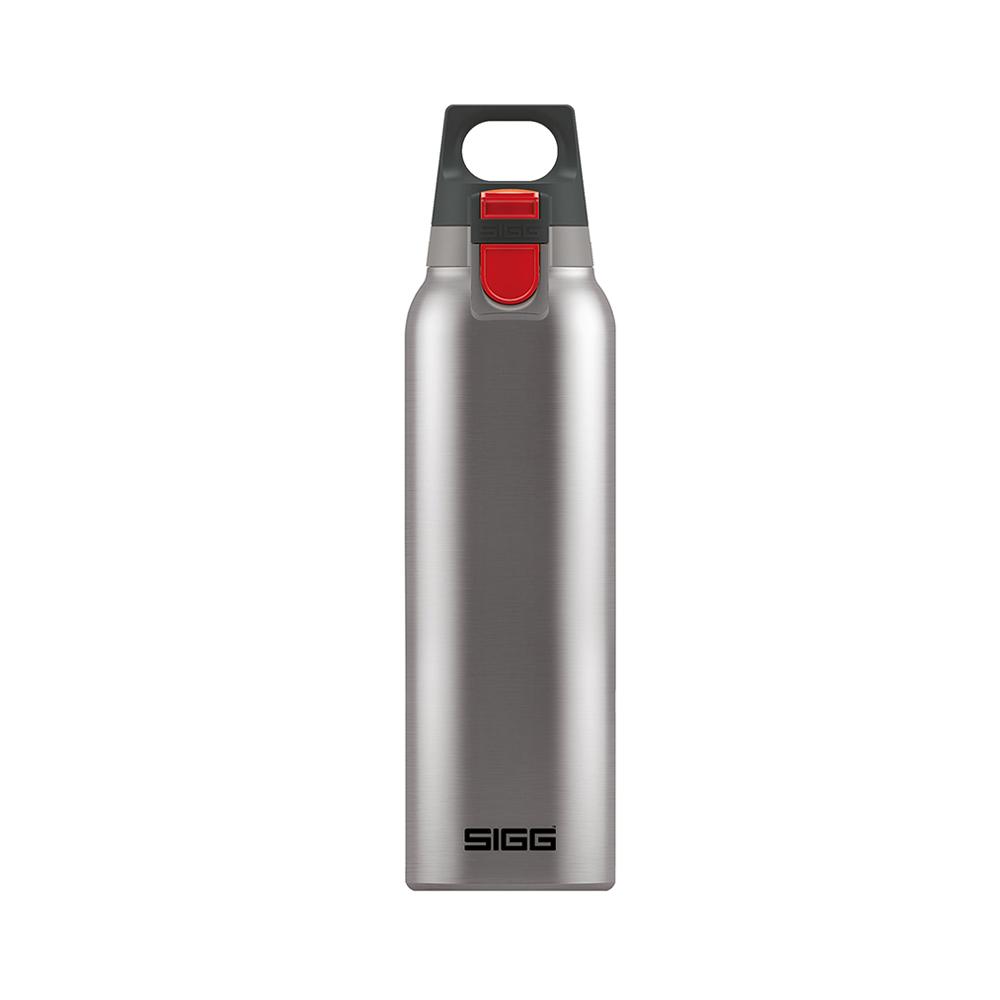 瑞士百年SIGG | H&C彈蓋不銹鋼保溫瓶 500ml - 質感霧