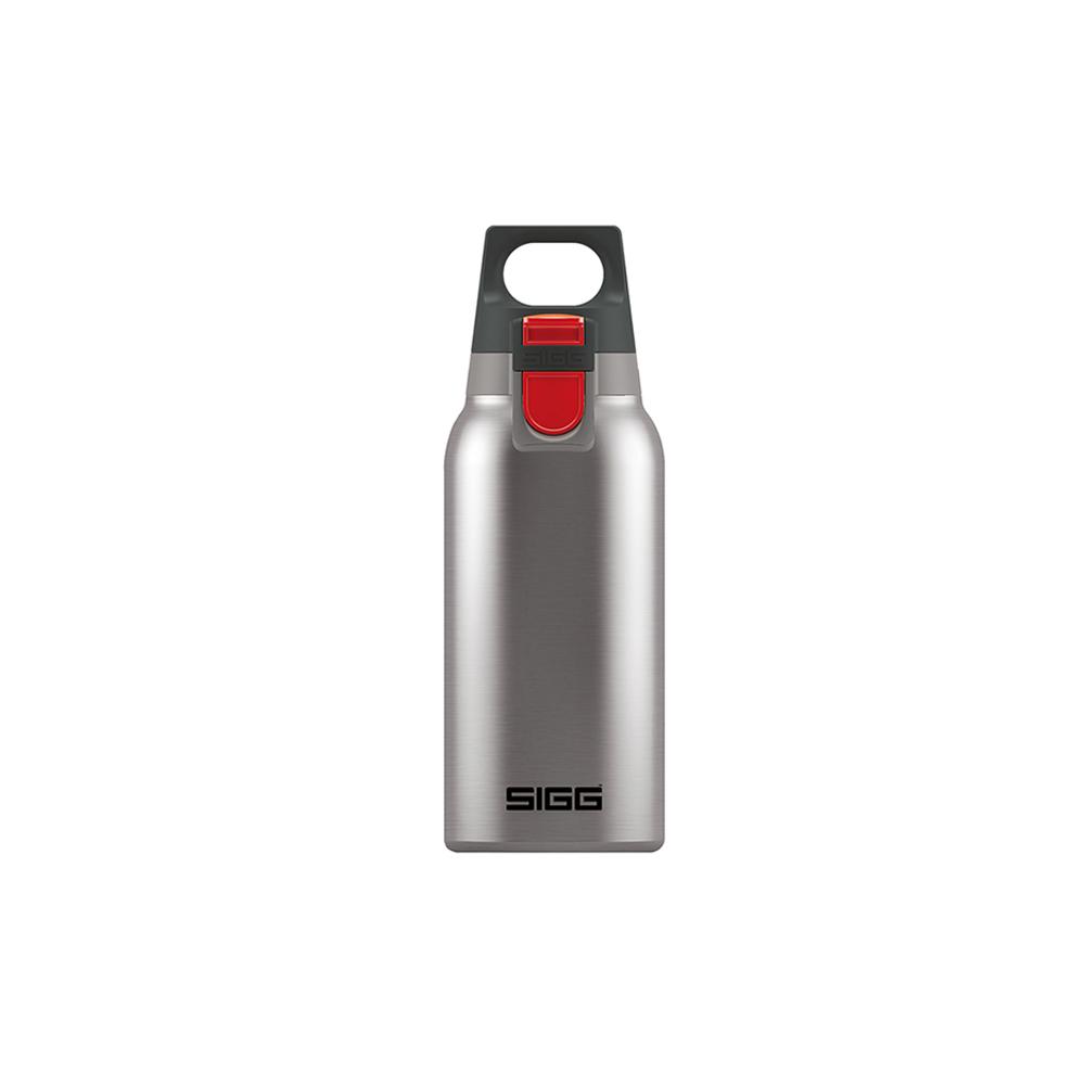 瑞士百年SIGG   H&C彈蓋不銹鋼保溫瓶 300ml - 質感霧