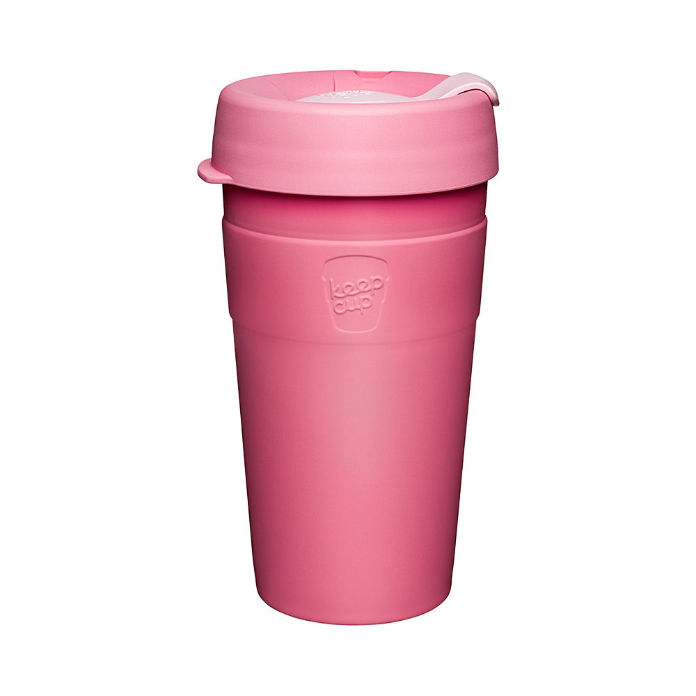 澳洲 KeepCup|雙層真空隨身杯 L - 甜心粉
