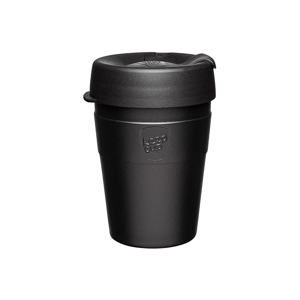 澳洲 KeepCup|雙層真空隨身杯 M - 魅力黑