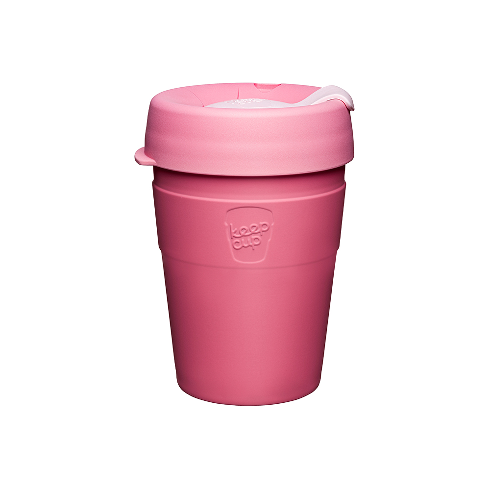 澳洲 KeepCup|雙層真空隨身杯 M - 甜心粉