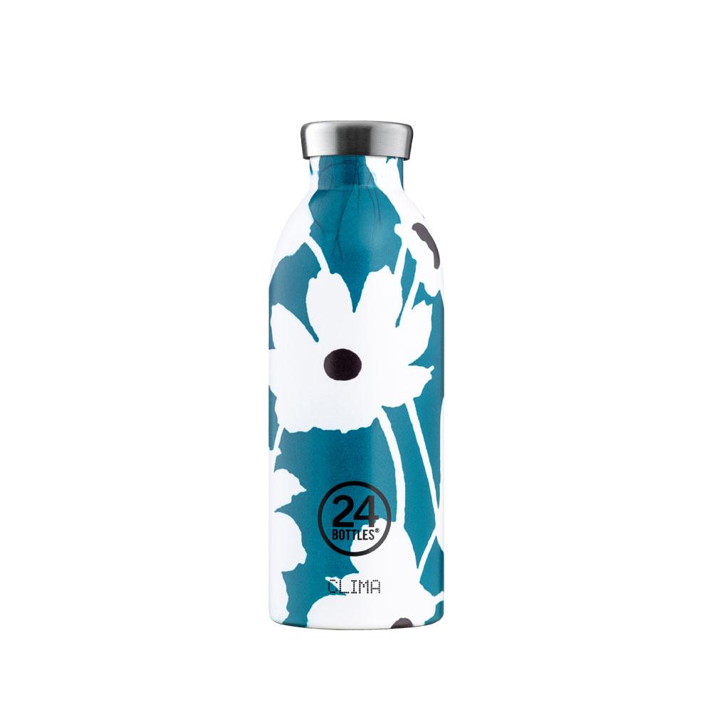 義大利 24Bottles|不鏽鋼雙層保溫瓶 500ml - 木蘭
