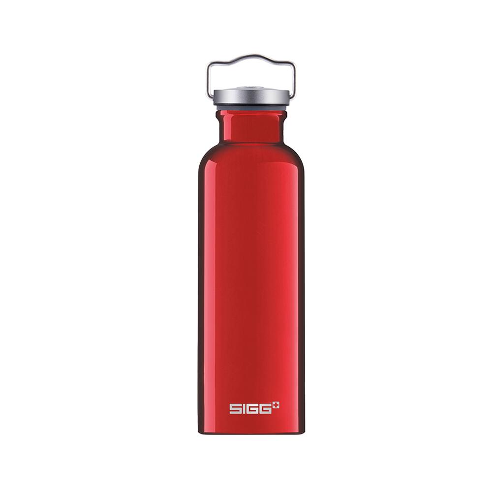 瑞士百年SIGG | 經典冷水瓶 750ml - 火紅