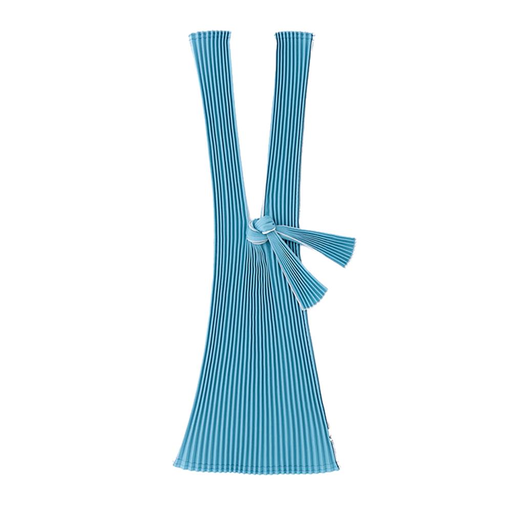 日本 PLECO   百摺包 L - 藍灰
