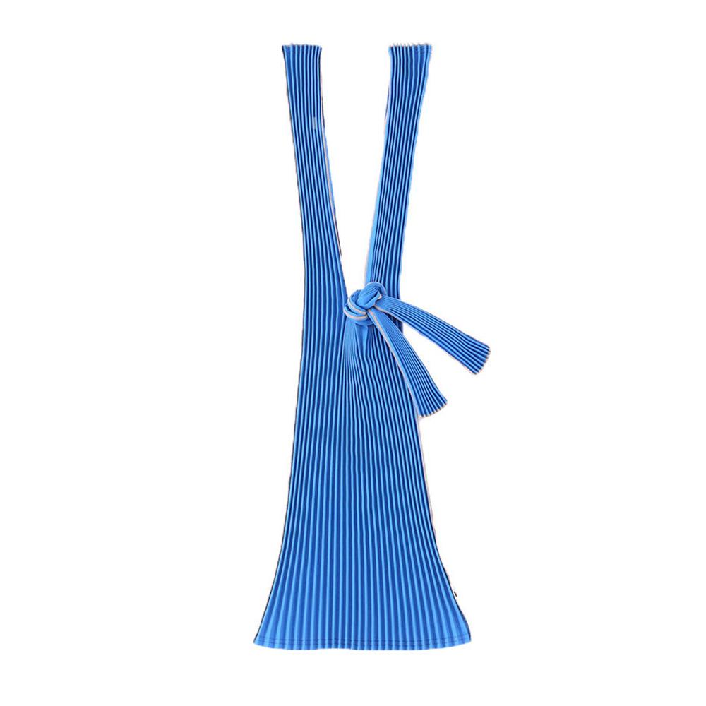 日本 PLECO 百摺包 L - 琉璃藍