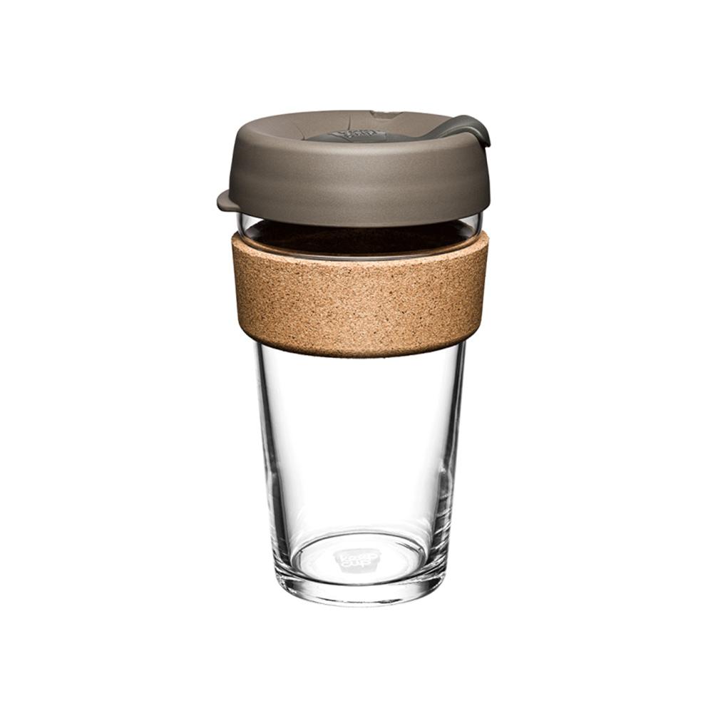 澳洲 KeepCup|隨身杯 軟木系列 L - 奶油絲絨