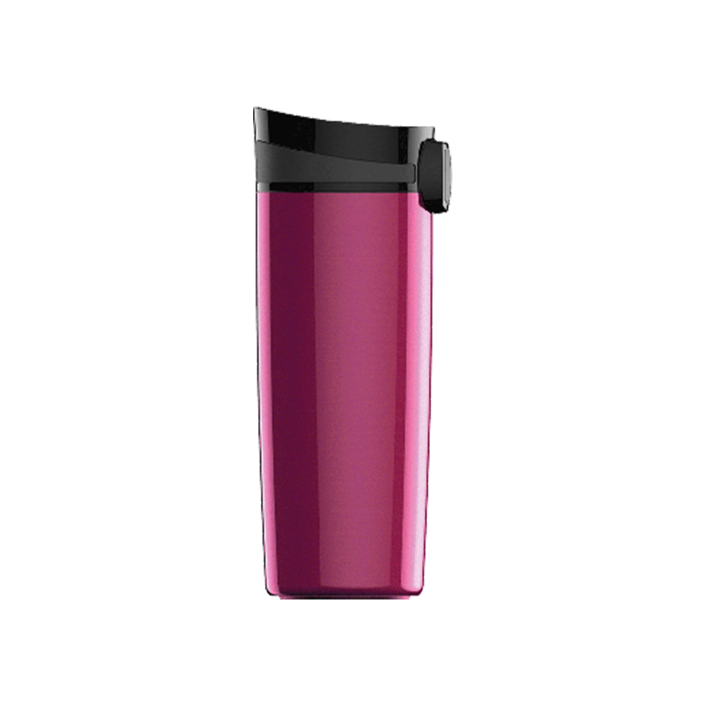 瑞士百年SIGG|米諾可保溫隨身杯 - 桃紫 470ml