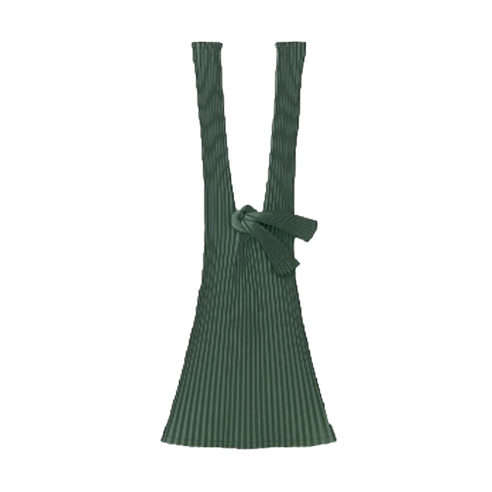 日本 PLECO|百摺包 L - 木賊綠