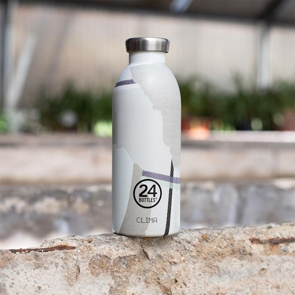 義大利 24Bottles|不鏽鋼雙層保溫瓶 500ml - 共融