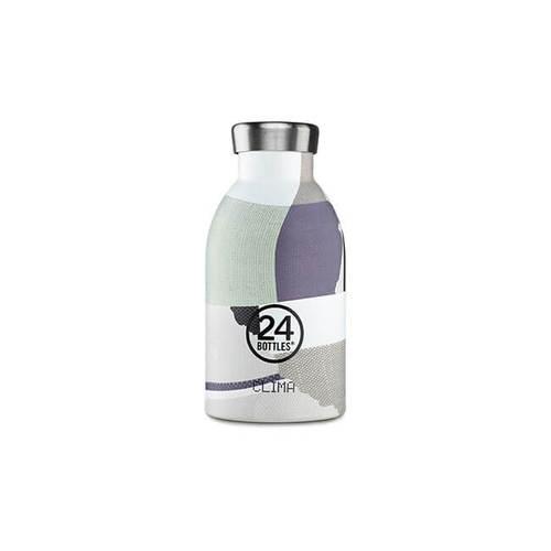 義大利 24Bottles|不鏽鋼雙層保溫瓶 330ml - 共融