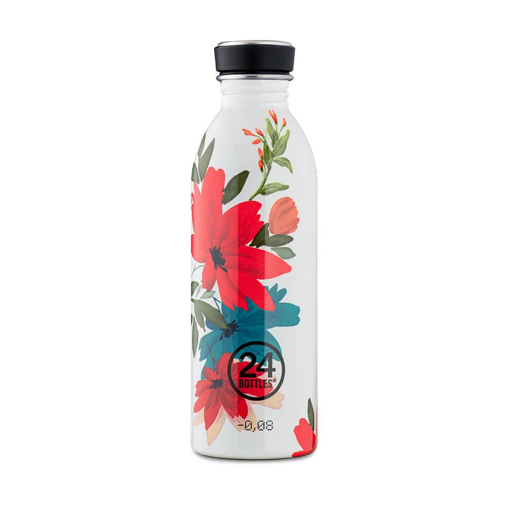 義大利 24Bottles 輕量冷水瓶 500ml - Cara