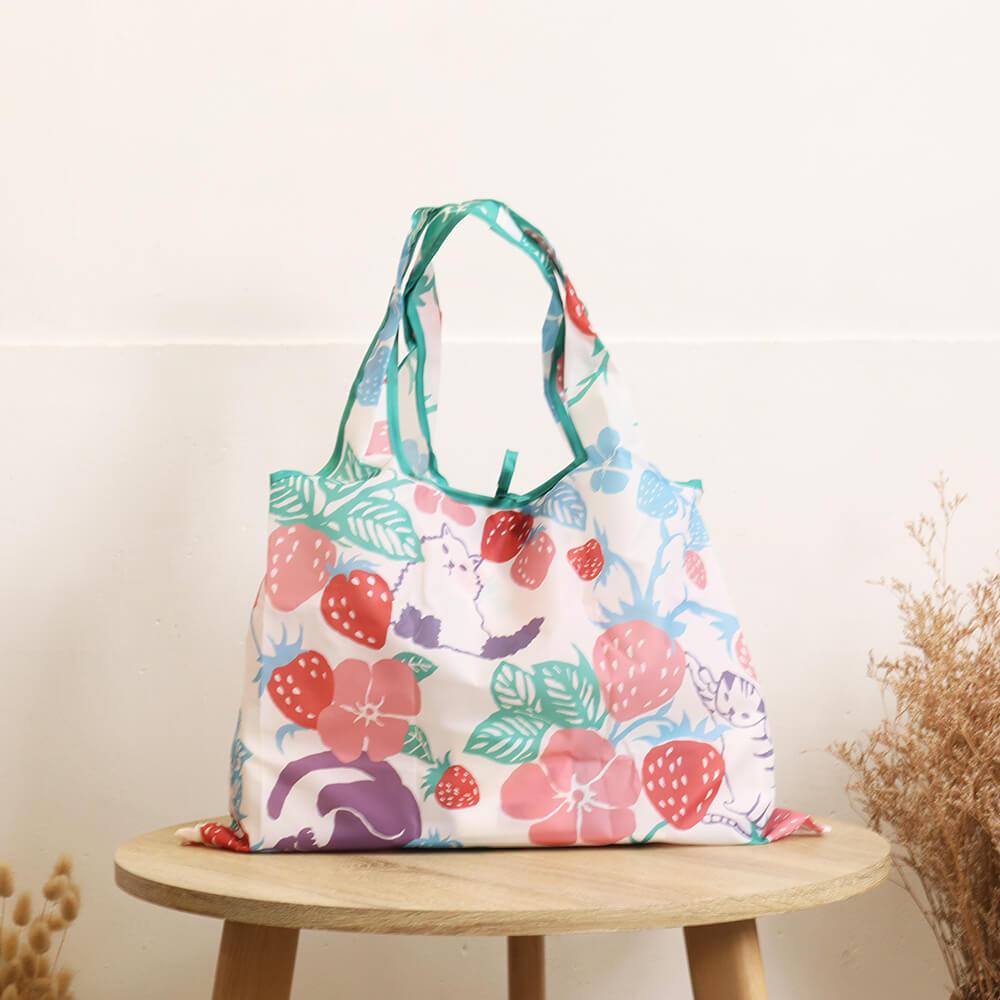 日本Prairie Dog|設計包 - 草莓躲貓貓