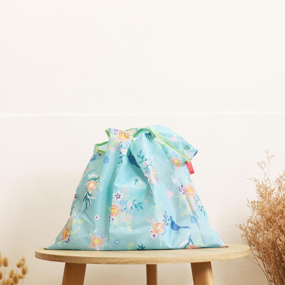 日本Prairie Dog 設計包 - 飛鳥花頌