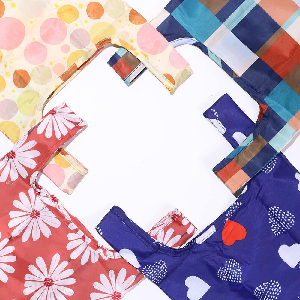 日本 Prairie Dog|摺疊口袋包 - 小雛菊