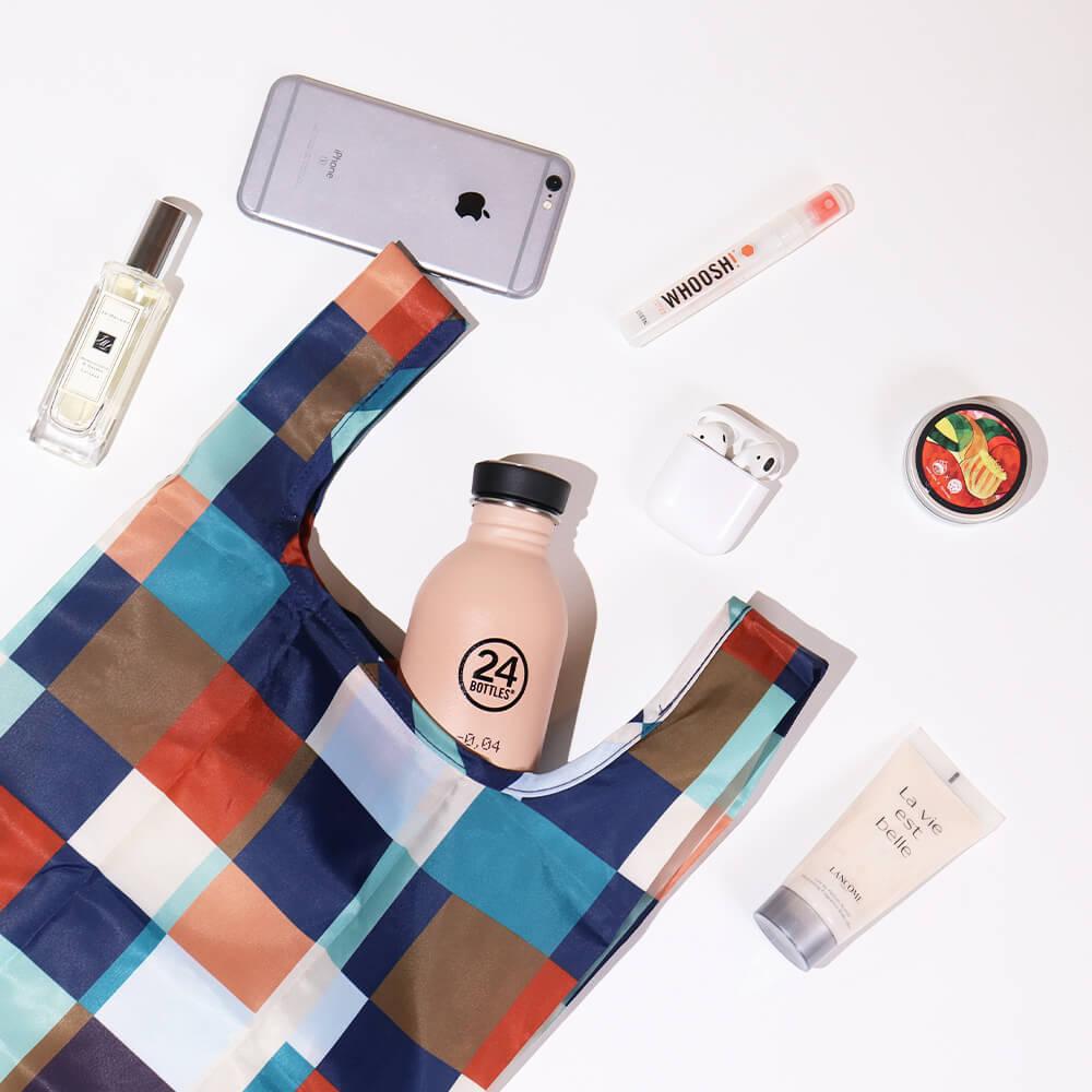 日本 Prairie Dog|摺疊口袋包 - 數方