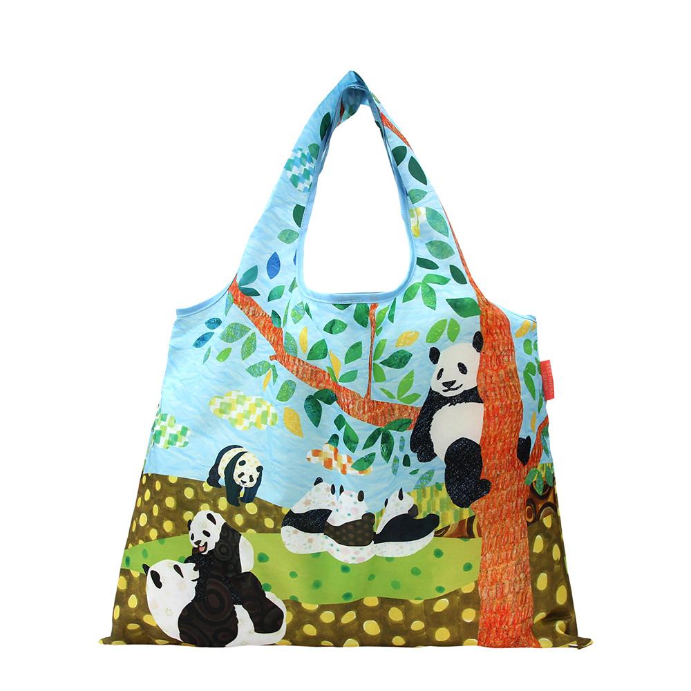 日本 Prairie Dog 設計包 - 貓熊的午後