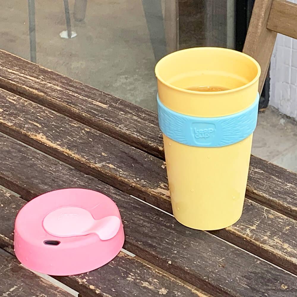 澳洲 KeepCup 隨身杯 L - 初戀