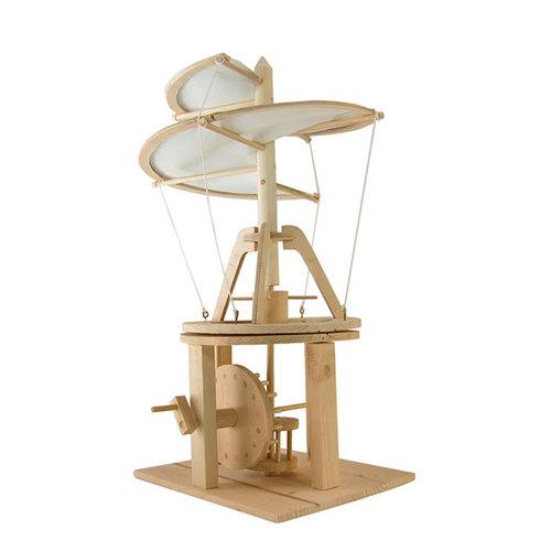 台灣 SabMatt|達文西手稿-空氣螺旋槳