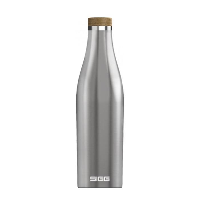 (複製)瑞士百年 SIGG 纖體竹蓋保溫瓶 500ml - 爵黑