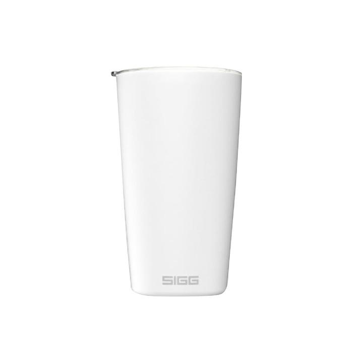 (複製)瑞士百年 SIGG Neso 陶瓷隔熱隨行杯 400ml - 爵黑