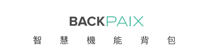 PAIX|BackPAIX背包 (黑) - 20L