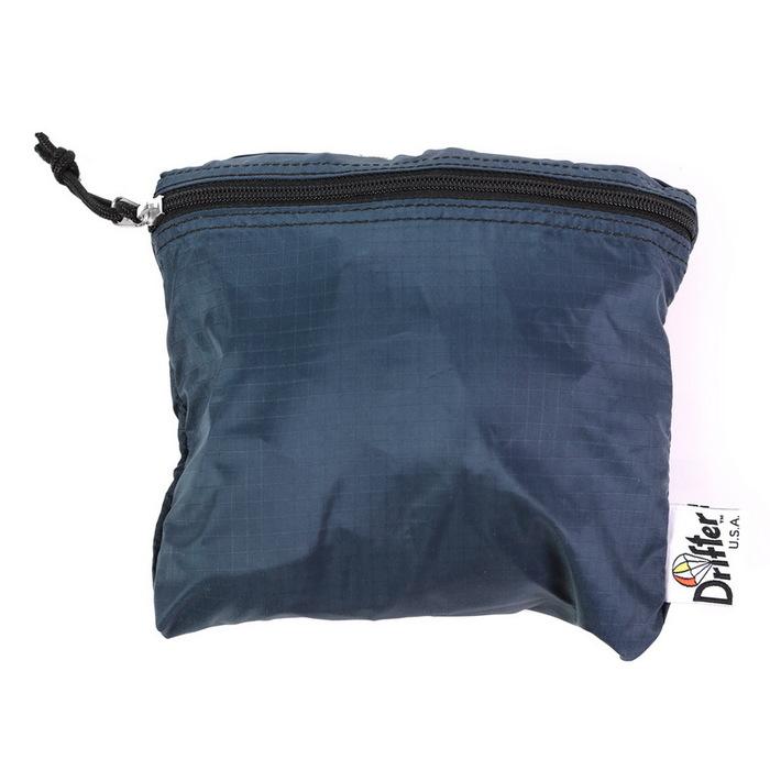 Drifter|飛行旅人跳傘布後背包 (午夜藍)