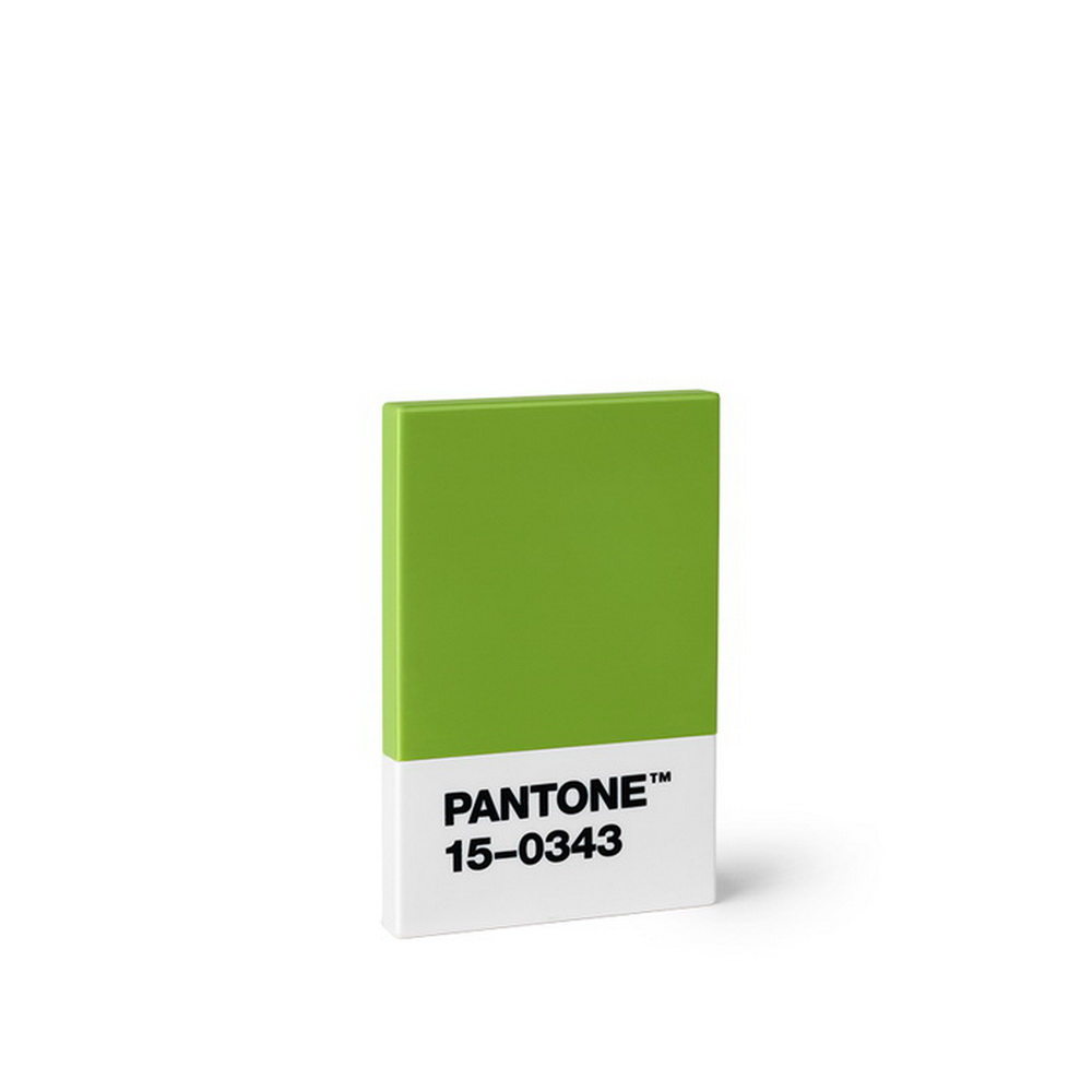 Room Copenhagen|Pantone 色票多用名片盒(2017年度色 草木綠)