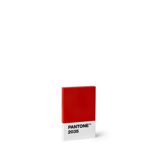 Room Copenhagen|Pantone 色票多用名片盒(2035 紅)