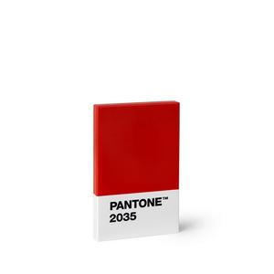 Room Copenhagen Pantone 色票多用名片盒(2035 紅)