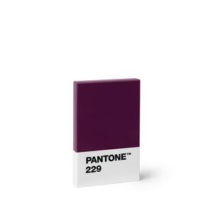 Room Copenhagen Pantone 色票多用名片盒(229 波爾多紅酒)