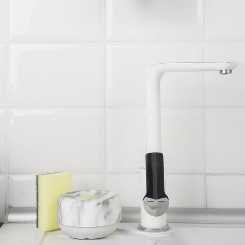 BOSIGN Stockholm|環保防滑給皂罐 (大理石紋)